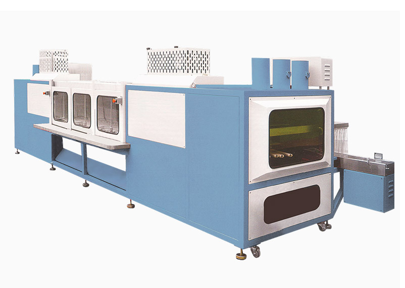 JS 802 Rotary infrared cement drying and activating shoe making conveyor
