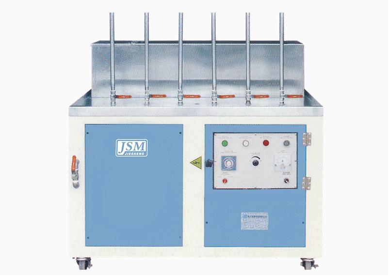 JS 202 Upper steam softening machinestraight pipe