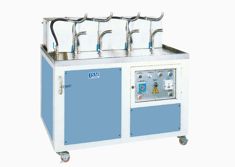 JS 203 upper steam softening machine