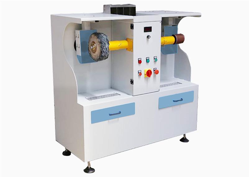 JS 206 Double wheel polishing machine