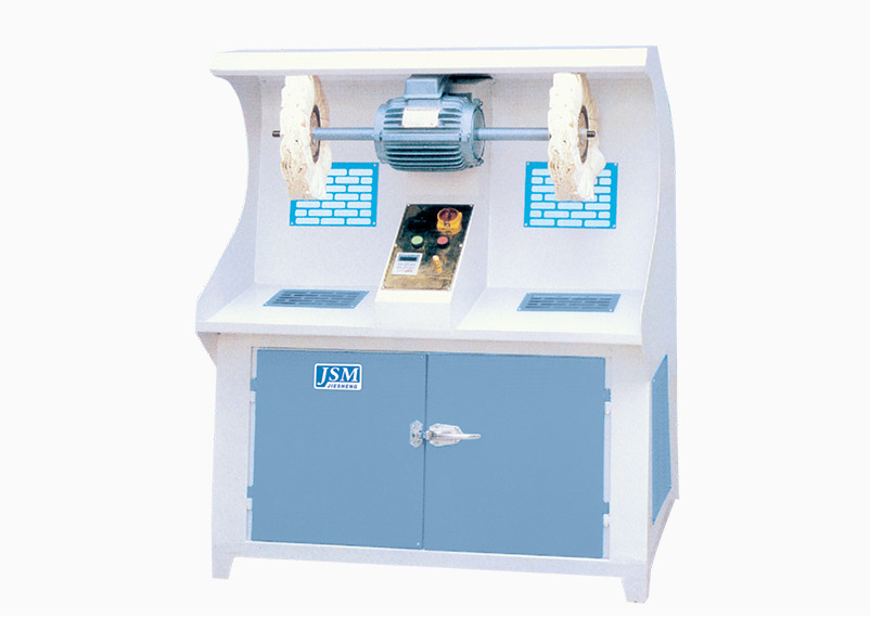 JS 215 Frequency conversion and timing shoe polishing machine