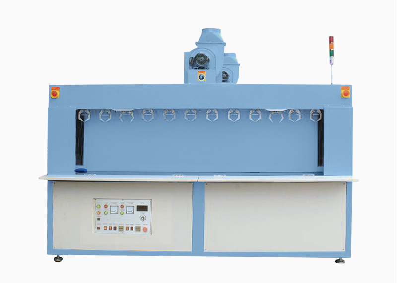 JS 305 360 degree UV machine