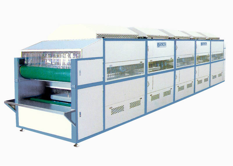 JS 806 Double layer EVA Outsole Setting Conveyor