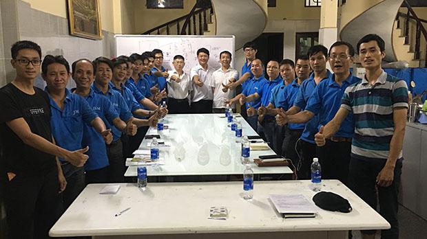 JSM vietnam branch office